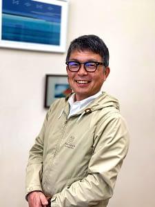太洋舎代 表取締役 永塚 守